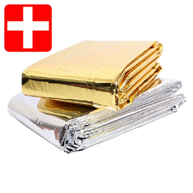 Waterproof Emergency Rescue Survival Blanket 2