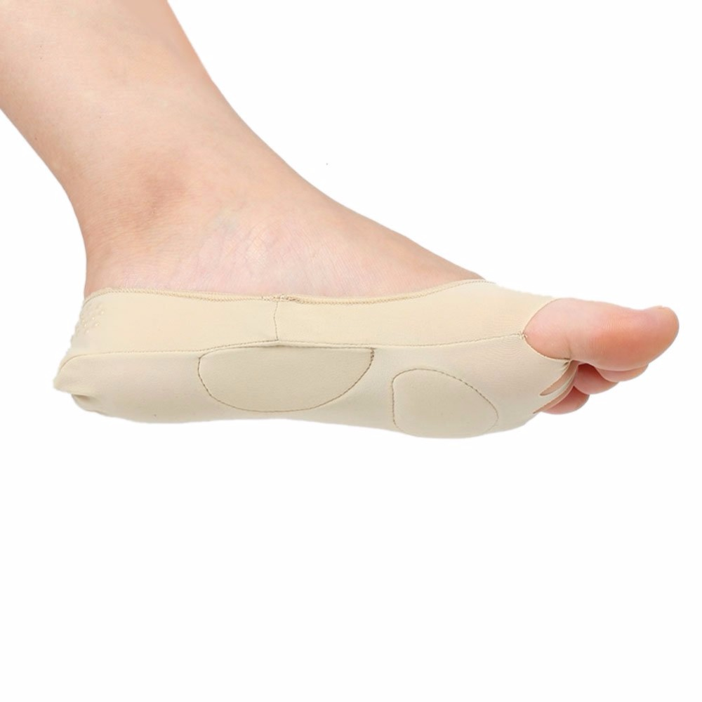 Women Health Foot Care Massage Toe Socks Five Fingers Toes Compression Treatment of Bending Deformation Socks 2017