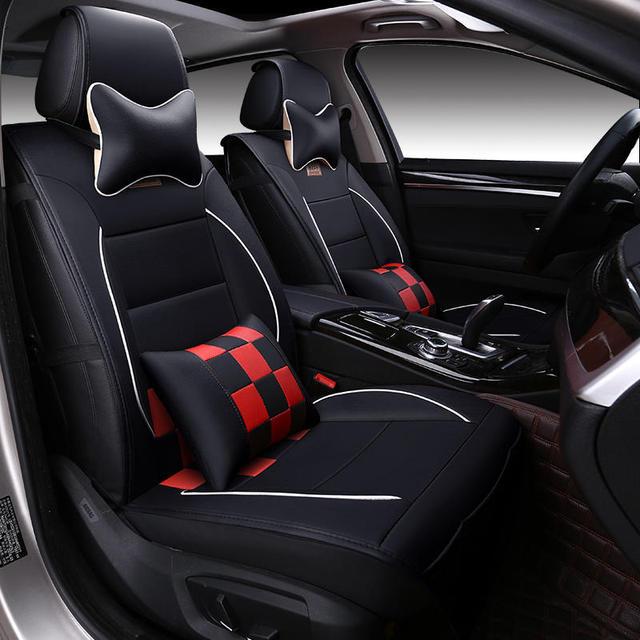 Sports Car Seat Cover Cushion High grade leather Car Accessories,Car ...