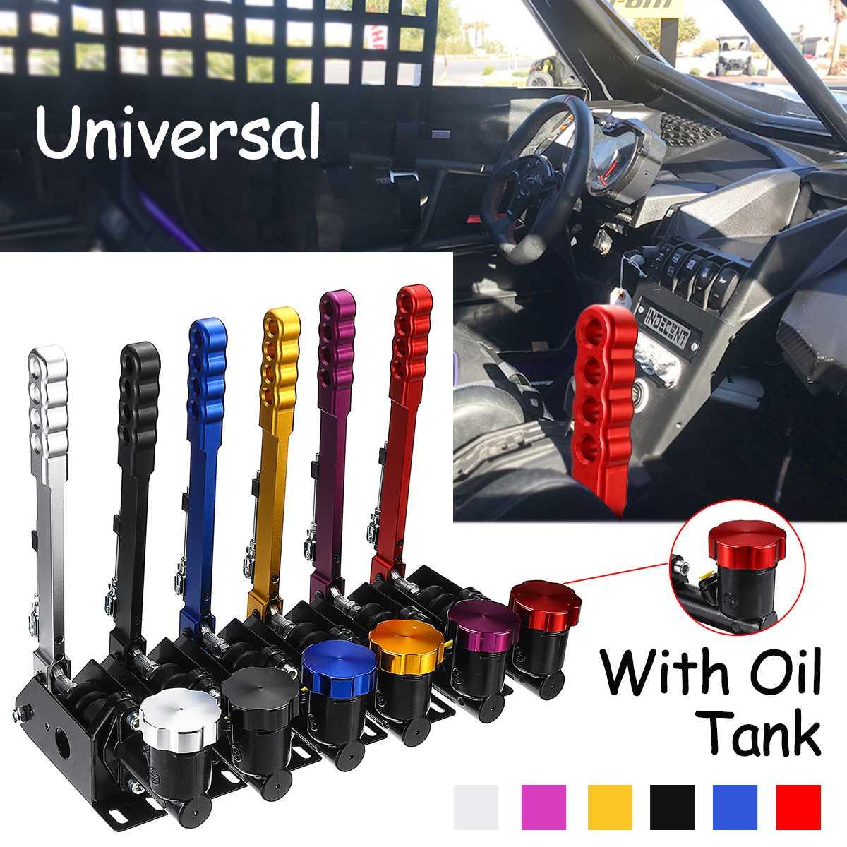 Adjustable Hydraulic Handbrake E-Brake Racing Handbrake Lever Vertical Professional Type with Oil Tank