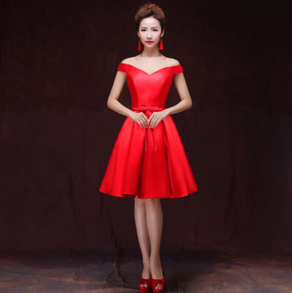 Compare Prices on Dressy Red Dresses- Online Shopping/Buy Low ...