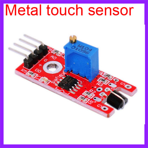 10pcs/lot Metal Touch Sensor Module For Arduino