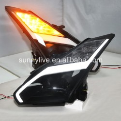 Led Headight для NISSAN GT-R R35 GTR R35 SN