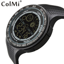 ColMi Sport Smart Watch King Kong Waterproof IP68 Passometer Message Reminder Ultra-long Standby 33 Months Swimming Smartwatch