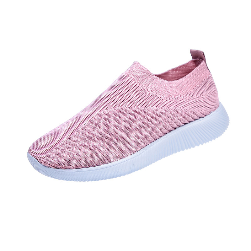 Fashion Womens Sneakers 2019 Summer Shoes Womens Shoes Fly knitting Sport Sneakers Women Pink Sneakers Plus Size 40 41 42 43Fashion Womens Sneakers 2019 Summer Shoes Womens Shoes Fly knitting Sport Sneakers Women Pink Sneakers Plus Size 40 41 42 43