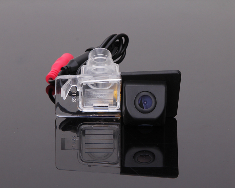 CCD Car Rear View Camera for Hyundai Elantra 2011 Auto BackupReversing Review Park kit Free shipping image