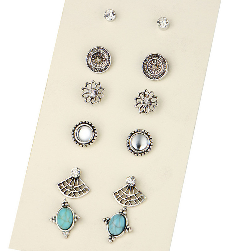 Factory outlet online discount sale Stud Earring Pair with