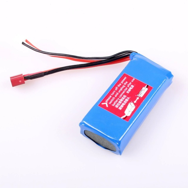 5pcs/lot 7.4V 2000mAh T Plug Lipo Battery HQ-H899 WL toys L969/L202/L212/L222 For 4WD RC Buggy car Spare Parts Accessory battery