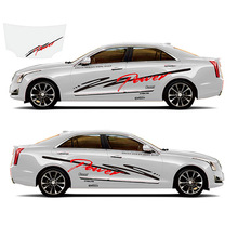 TAIYAO car styling sport sticker For Cadillac ATS  ATS-V accessories and decals auto
