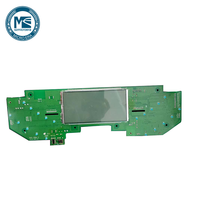 Treadmill screen circuit board upper controller for Horizon T32i treadmill display board