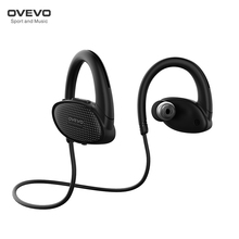 OVEVO X9 bluetooth earphone 8GB MP3  IPX7 Waterproof headsets Swimming Sport Super Bass HiFi with Microphone bluetooth earphones ovevo x9 hifi bluetooth headphones ipx7 waterproof fish bionic 8g mp3 earphone with microphone handfree ear hook for swimming