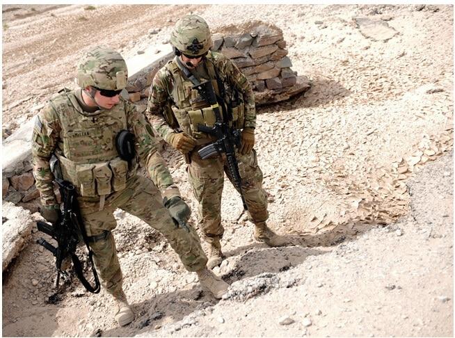 US MARINE CORPS USMC EAG BELLEVILLE 550ST Jungle Boots Army