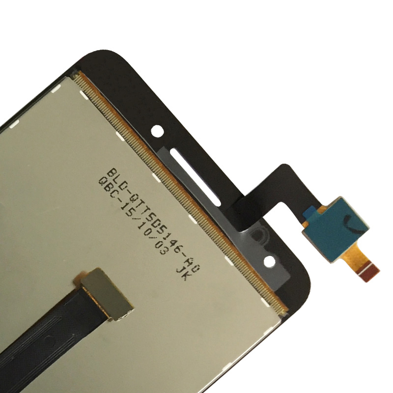 Image 3 - Original screen digitizer unit for ZTE blade A570 T617 A813 LCD touch screen for ZTE blade A570 mobile phone repair parts + tool-in Mobile Phone LCD Screens from Cellphones & Telecommunications