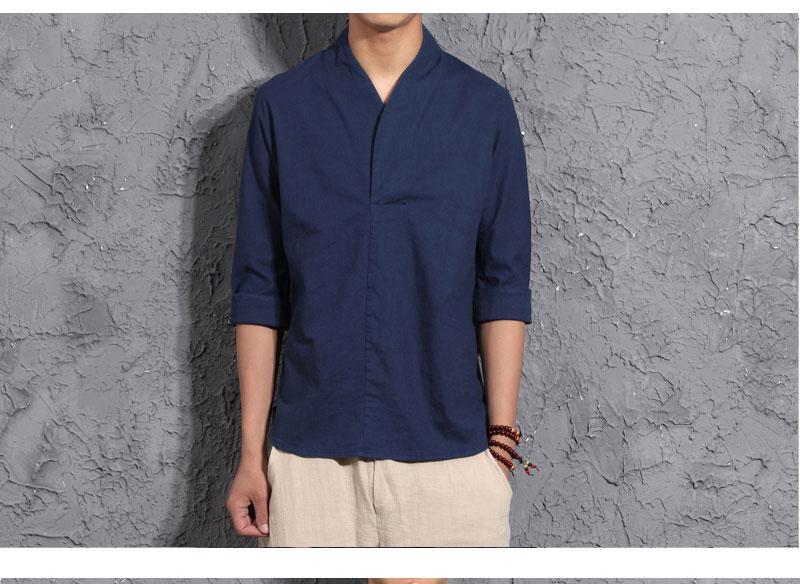 Harajuku camisas masculinas, sólidas, verão, streetwear, de