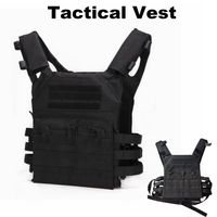 Army Green Hunting Tactical Accessoris Body Armor JPC Plate Carrier Vest Ammo Magazine Chest Rig Airsoft Paintball Gear