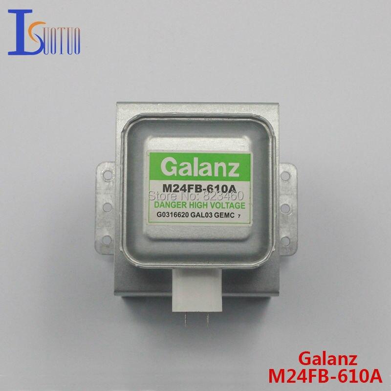 все цены на  Galanz original Microwave oven parts magnetron M24FB-610A frequency conversion Magnetron head  онлайн