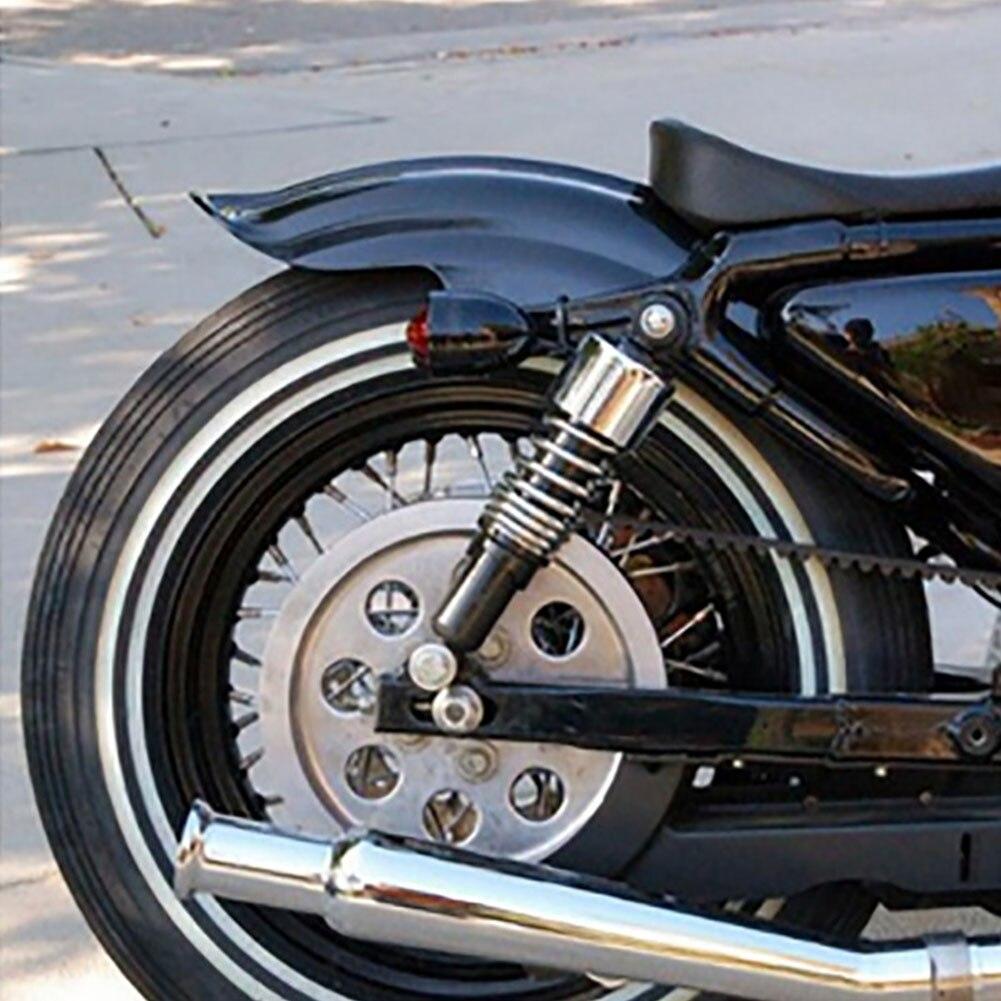 Motorrad-zubehör & Teile Motorrad Schwarz Kotflügel Hinten Fender Zubehör Für Bobber Racer 1994-2003 C10 Reine WeißE