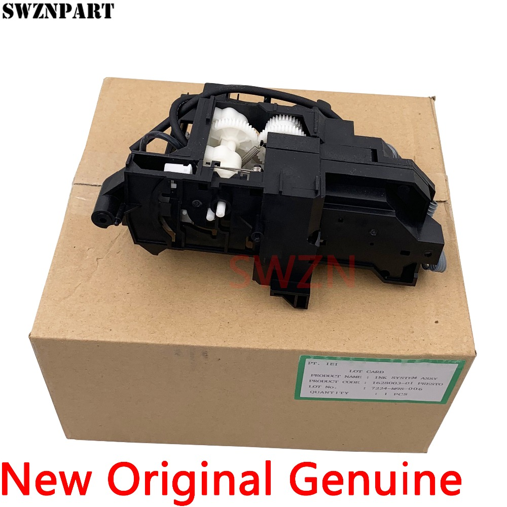 New original Capping Station Assembly ink pump assembly for Epson T1100 T1110 B1100 ME1100 L1300 PX1001 PX1004 1628003 01 Printer Parts     -