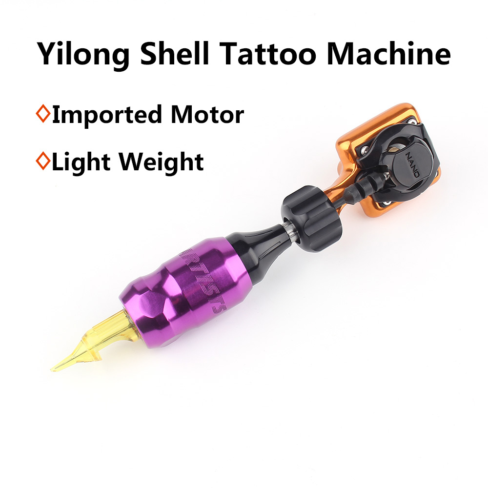 цена на Rotary Tattoo Machine Swiss Motor Shader with Best Tattoo Tattoo Rotary Tattoo For Free Shipping