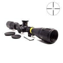 3-12×40 AO Duplex Crosshair Réticule Vue Tactique de Tir Réticule Rifle Optique Portée Optique Sight pour Fusil De Chasse De L'air
