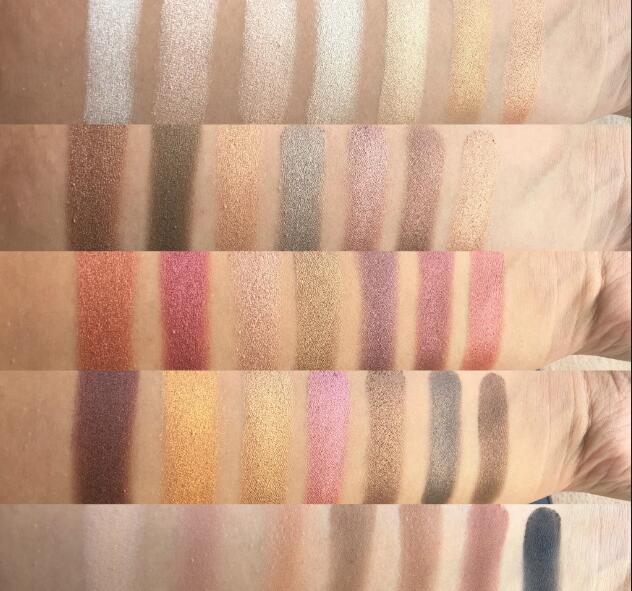 New-Pro-35-Color-Eyeshadow-Makeup-Palette-Warm-Color-35F-FALL-INTO-FROST-PALETTE-Shimmer (2)