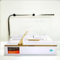 AC 100 240V Electric Heating Hot Wire foam cutting machine Sponge PE Foam Styrofoam KT board Cutter Forming Machine 40x28CM Y