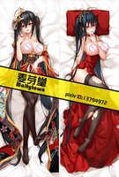 cirno's Store Original bilan hangxian anime Characters sexy girl taihou azur lane pillow cover body Pillowcase Dakimakura