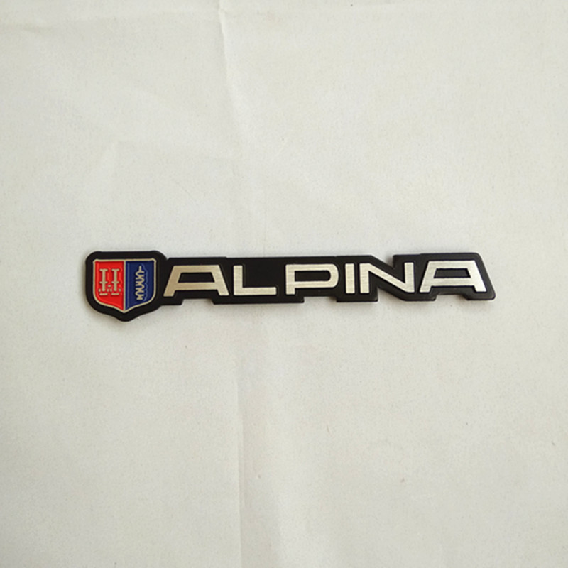 Alpina Auto Car Emblem Badge Decal Sticker Fit For Bmw M3