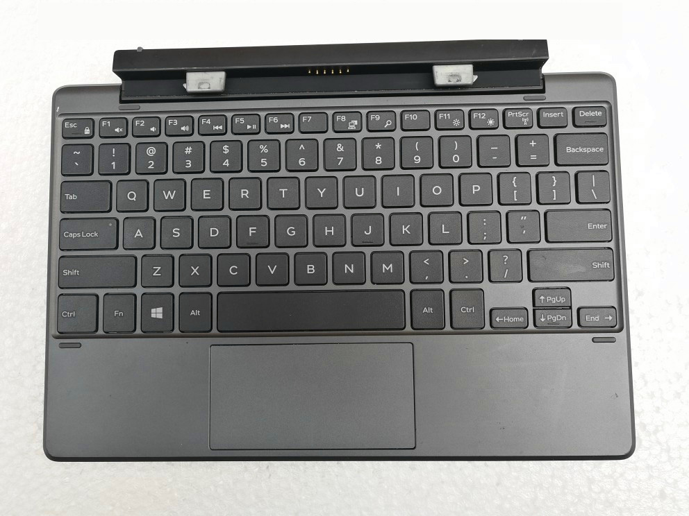 Fashion Docking Keyboard for 10.1 inch Dell Venue 10 Pro 5000 K15A Tablet PC for Dell Venue 10 5000 5050 5055 Keyboard 6 Pin