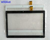 Witblue New For 10 1 DEXP Ursus N110 3G Tablet Touch Screen Panel Digitizer Glass Sensor