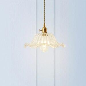 Image 4 - נורדי פשוט נחושת יחיד ראש יצירתי תליון אורות סלון חדר האמבטיה חדר שינה מסעדת קפה בר בגדים