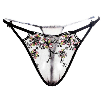 Lovely Doll Womens Sexy Thongs and G-strings Hot Erotic Sexy Panties Lace Underwear Transparent Tangas Pore Lingerie Sex Clothes skull necklace raven skull