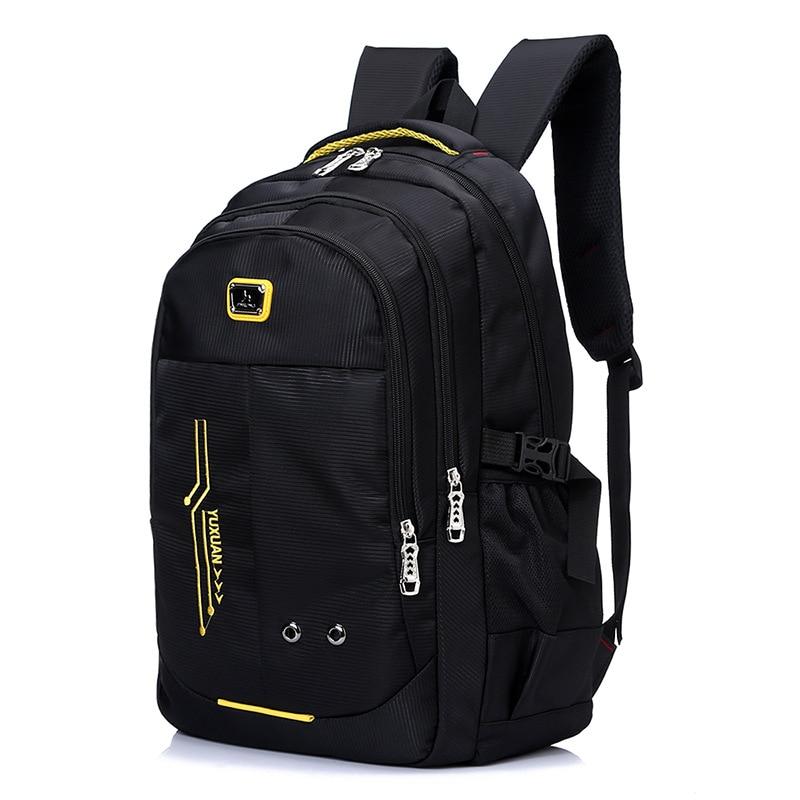 Student's Waterproof Oxford Backpack Men Women Quality Mochila feminina Laptop Bag School Backpack for young girl travel bags