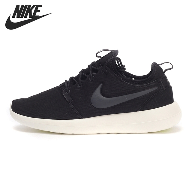 e5aa8486a5c5 Original New Arrival NIKE ROSHE TWO Men s Running Shoes Sneakers-in ...