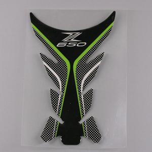 Мотоцикл 3D Z Логотип Крышка газового топливного бака защитная накладка наклейка 3M клейкая наклейка для Kawasaki Z1000 Z750 Z900 Z800 Z650