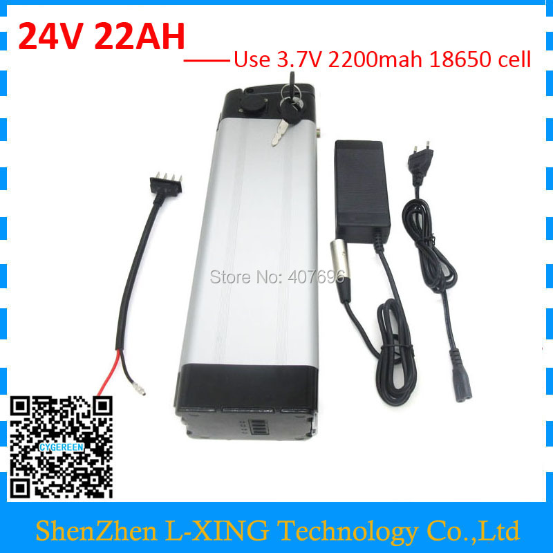 Free customs fee 24v 22ah lithium ion battery pack 24 V 22AH battery 24V 18650 battery pack 30A BMS with 29.4V 3A Charger liitokala 6s6p 24v 25 2v 12ah battery 18650 lithium ion battery portable backup power pcb 24v 25 2v 1a battery charger