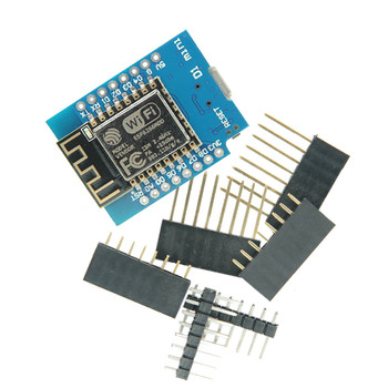 ESP8266 ESP12 ESP-12 WeMos D1 Mini Module Wemos D1 Mini carte de développement WiFi Micro USB 3.3 V basé sur ESP-8266EX 11 broches numériques
