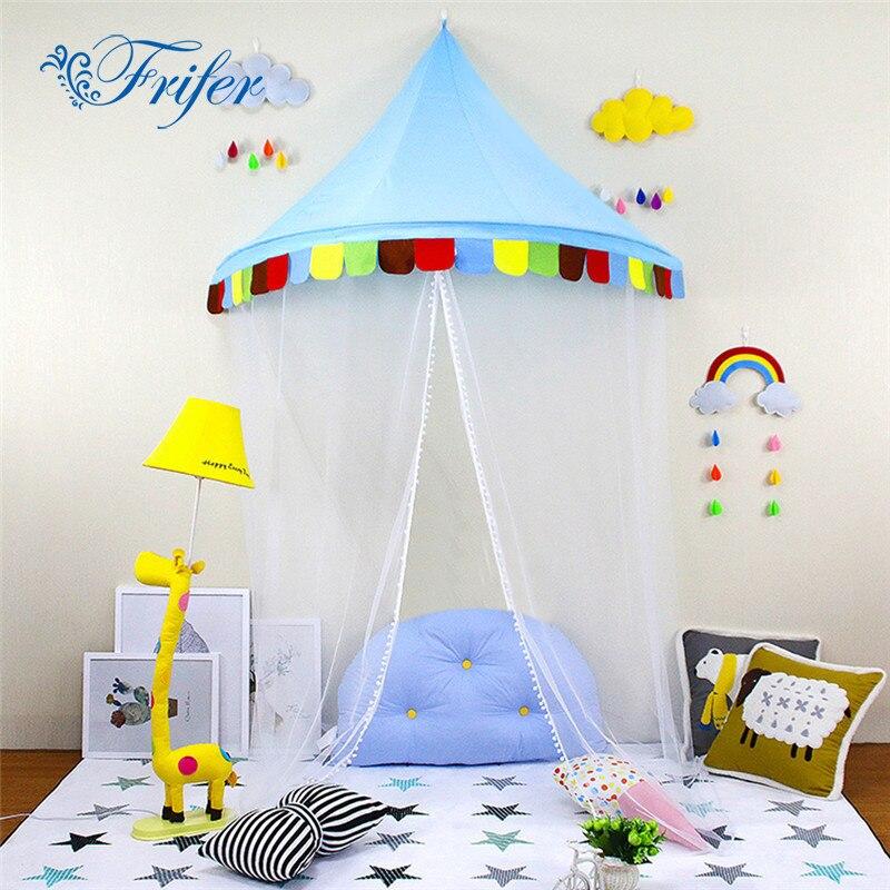 Children Reading Corner Tent Crib Netting Palace Bedroom ...