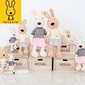 30 см/45 см/60 см/90 см ле сукре Кролик кукла плюшевые игрушки куклы день рождения и детская подарок свадебный куклы день святого валентина