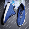 Fashion Brand Men shoes 2016 new Spring Men Trainers Shoes Lace Up men casual shoes flat with canvas shoes S19
