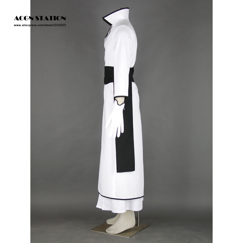 2018 Free Shipping Adult Costume Bleach Coyote Starrk Cosplay Costume For Halloween Party