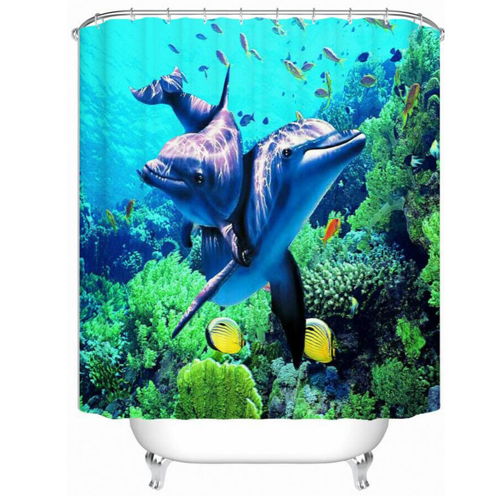 High Quality Waterproof Bathroom Products Shower Curtains Bathroom ...