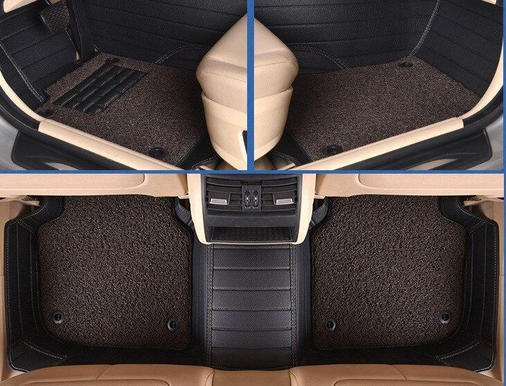Myfmat new auto floor mats foot rugs for Renault Laguna Scenic Megane Louts LAND ROVER Freelander Range Rover Discovery defender auto floor mats auto flooringfloor mat - AliExpress
