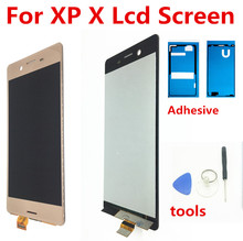 For Sony Xperia X F5121 XP F8131 F8132 Original LCD Touch Screen Display Assembly Replacement 5.0 Inch High Quality With Tools