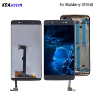 For Blackberry DTEK50 DTEK 50 LCD Display Touch Screen Phone Parts Digitizer Assemblely For Blackberry DTEK50 Screen LCD Display