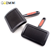 Pet Grooming Comb For Cats Dogs Steel Pin Dog Hair Trimmer Long Pets Cat Tool 2019