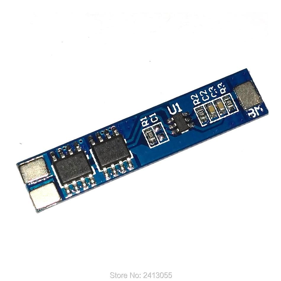 2S 5A Li-ion 7.4v 8.4V 18650 BMS PCM Battery Protection Board Bms Pcm For Li-ion Lipo Battery Cell Pack