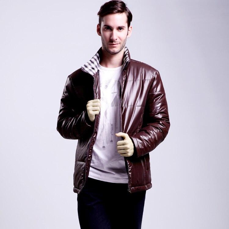 High quality new men s jacket leisure warm Men Coat Fashion Brand one s morality Men