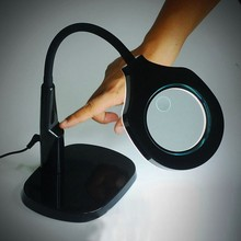 5X Clip Magnifier Stand
