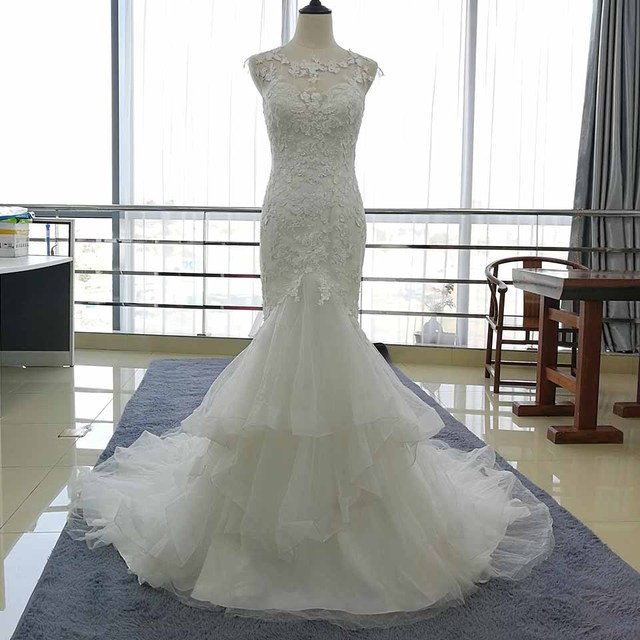 Clearance Wedding Dresses.Us 90 0 Clearance Cheap Sale Mermaid Wedding Dress High Quality Only One Piece Left By Our Physical Store 5367 In Wedding Dresses From Weddings
